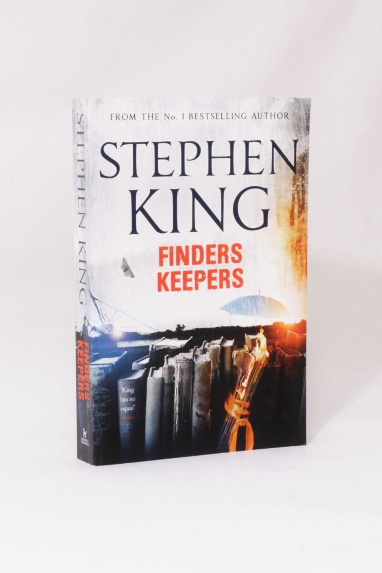 Stephen King - Finders Keepers - Hodder & Stoughton, 2015, Proof.