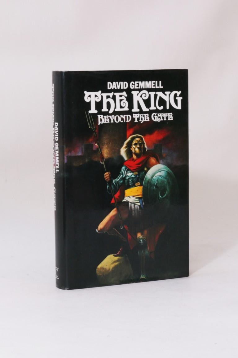 David Gemmell - The King Beyond the Gate - Century, 1985, First Edition.
