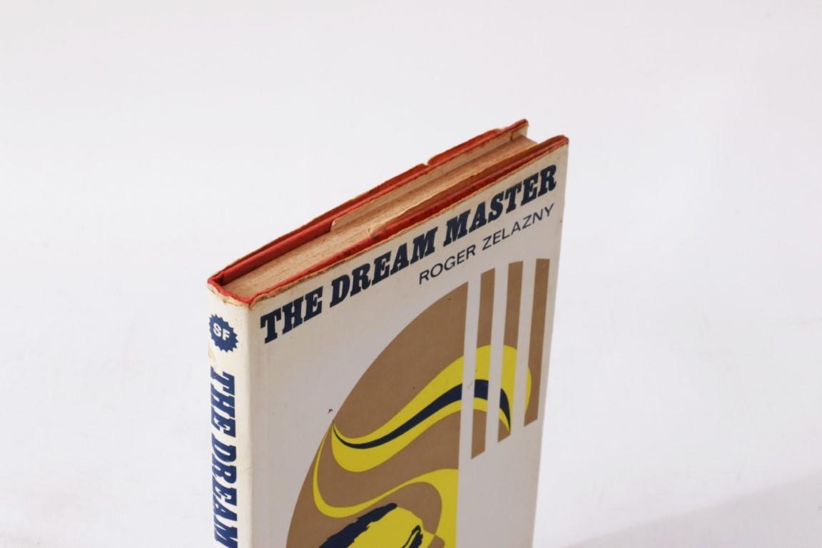 Roger Zelazny - The Dream Master - Rupert Hart-Davis, 1968, First Edition.