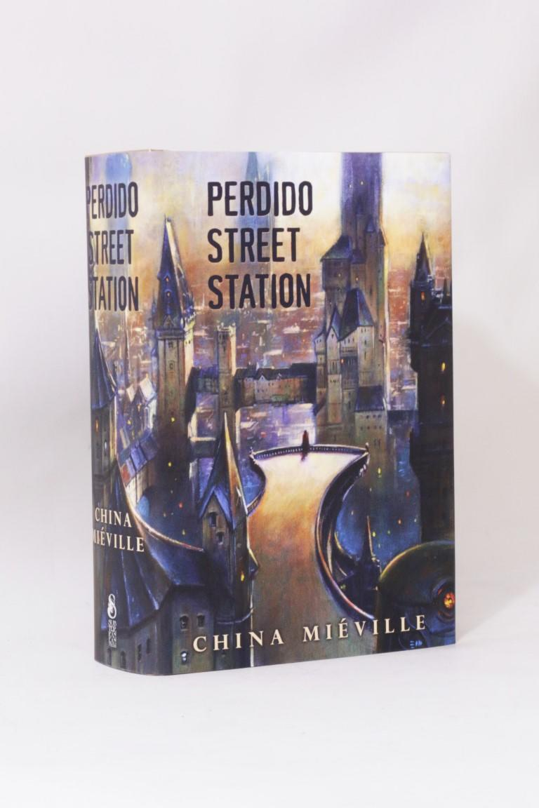 China Mieville - Perdido Street Station - Subterranean Press, 2011, Signed Limited Edition.