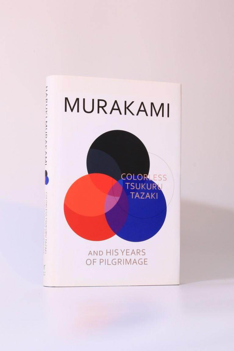 Haruki Murakami - Colorless Tsukuru Tazaki and his Years of Pilgrimage - Harvill Secker, 2014, First Edition.