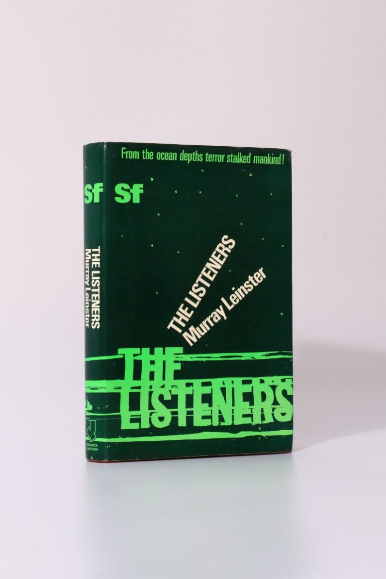 Murray Leinster - The Listeners - Sidgwick & Jackson, 1969, First Edition.