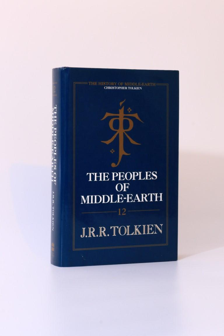 J.R.R. Tolkien [ed. Christopher Tolkien] - The Peoples of Middle-Earth - Harper Collins, 1996, First Edition.
