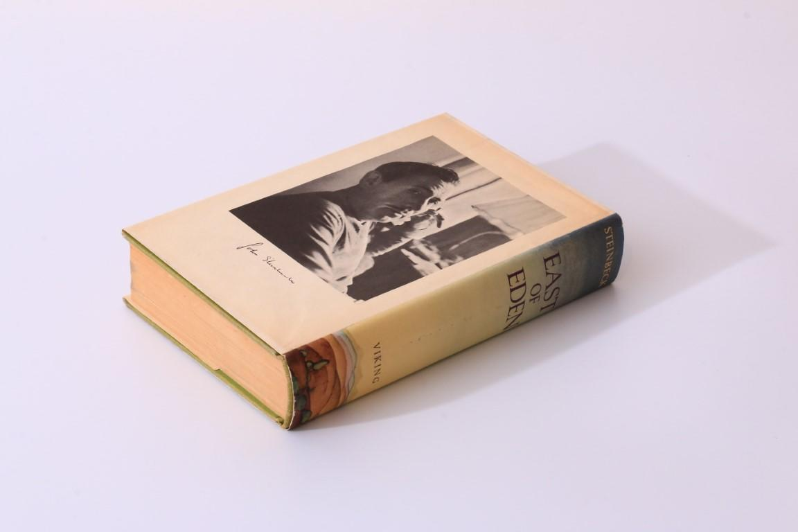 John Steinbeck - East of Eden - Viking, 1952, First Edition.