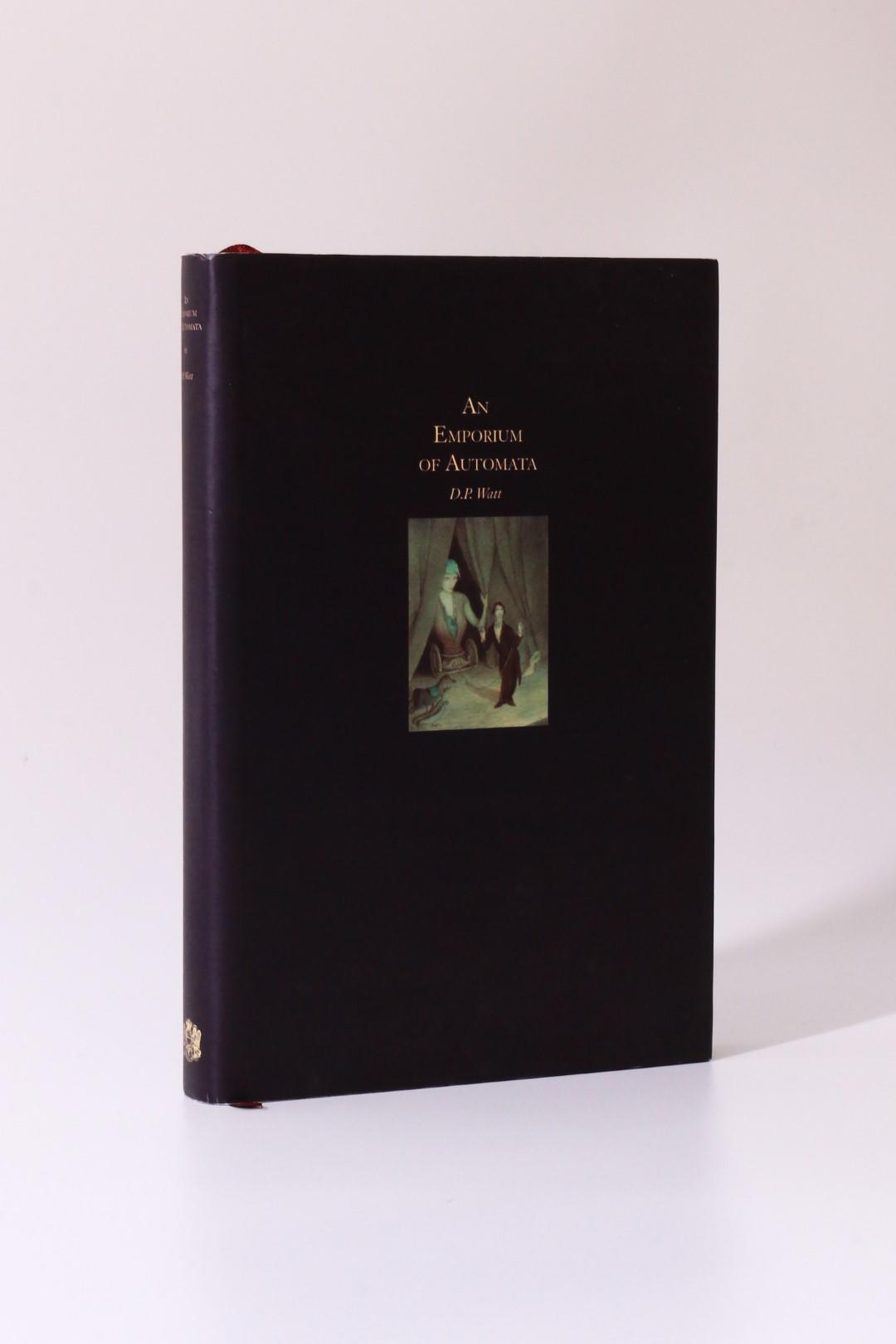 D.P. Watt - An Emporium of Automata - Ex-Occidente, 2010, Limited Edition.