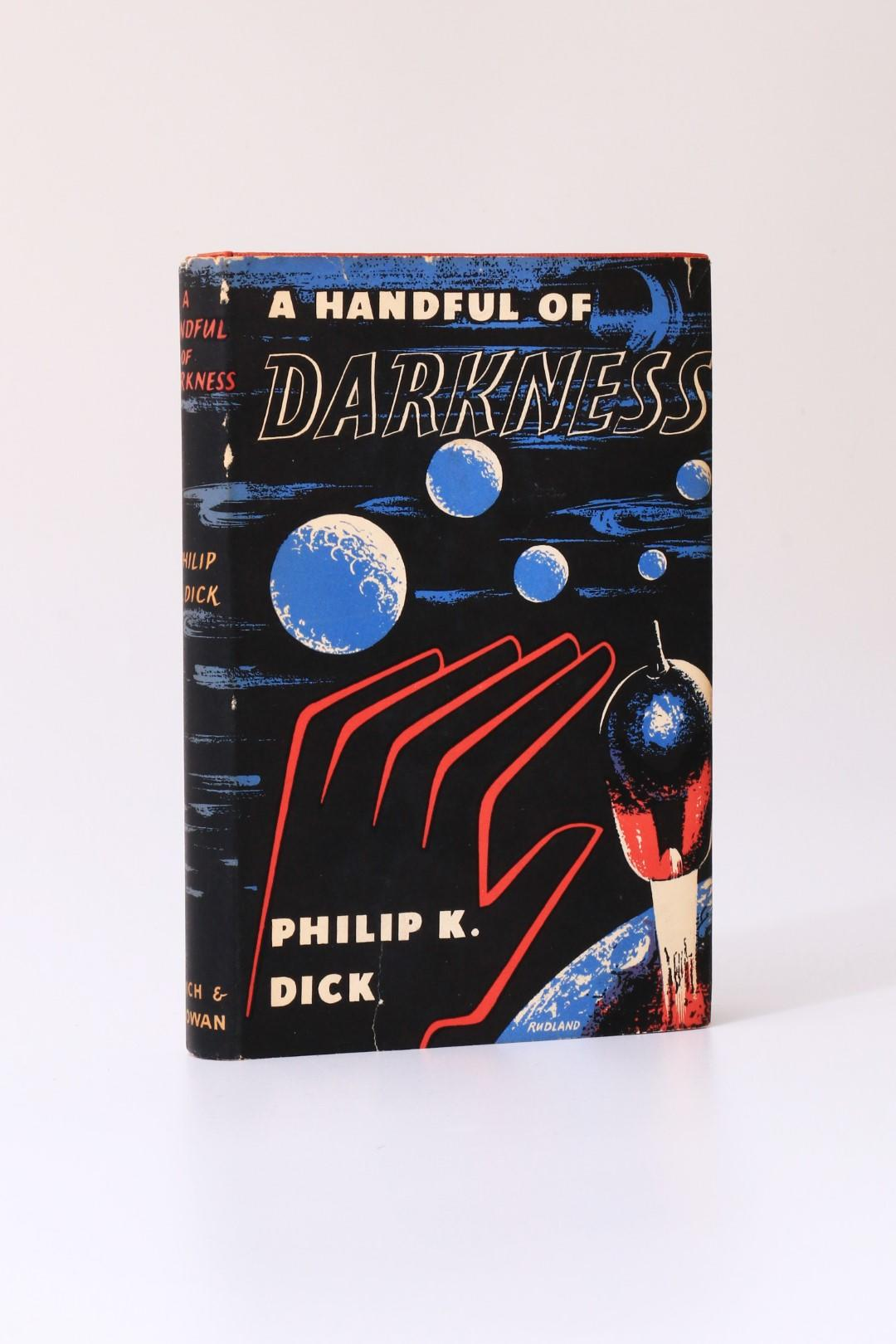 Philip K. Dick - A Handful of Darkness - Rich & Cowan, 1955, First Edition.