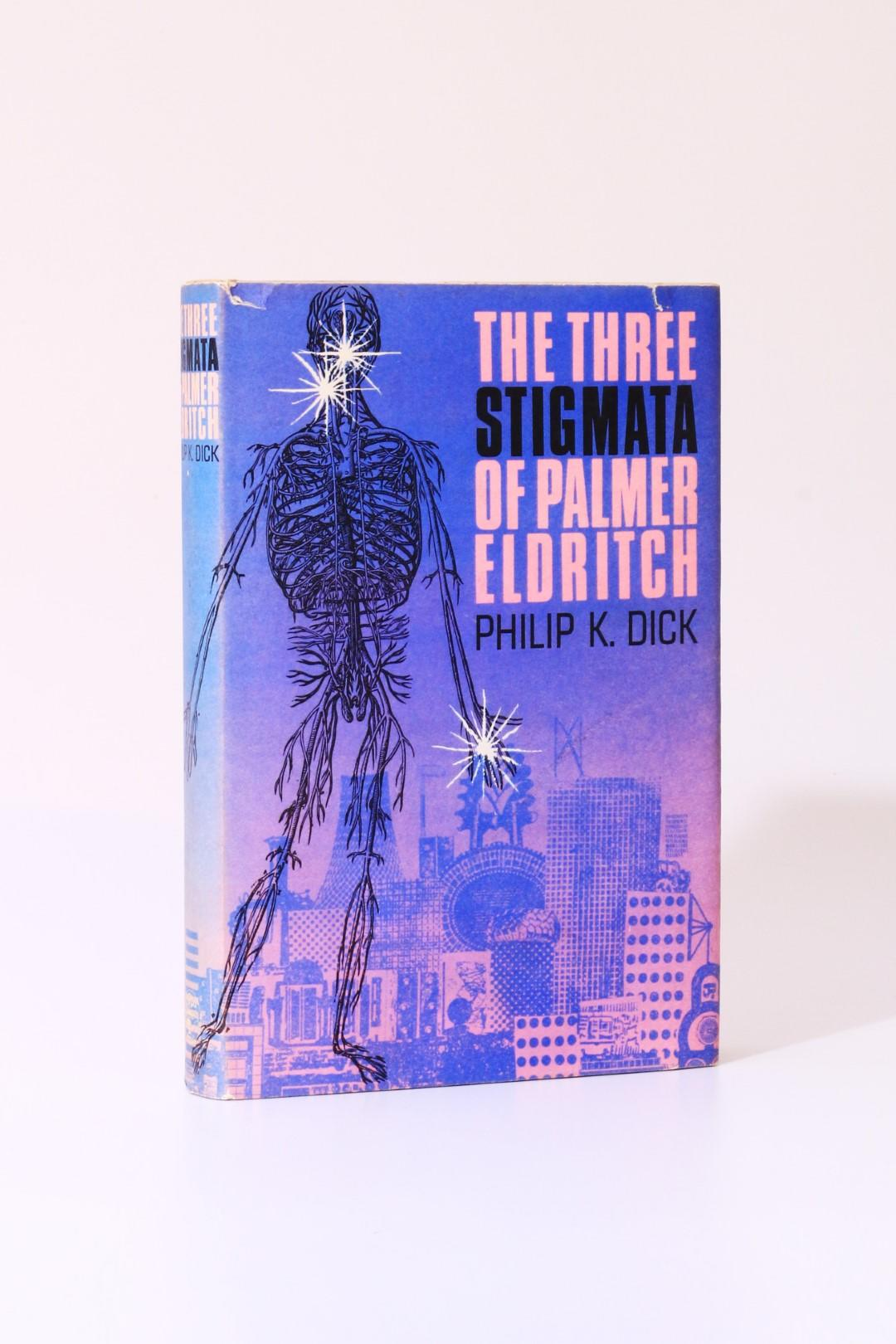 Philip K. Dick - The Three Stigmata of Palmer Eldritch - Jonathan Cape, 1966, First Edition.