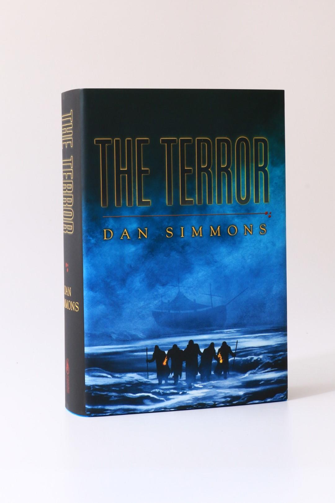 Dan Simmons - The Terror - Subterranean Press, 2009, Signed Limited Edition.
