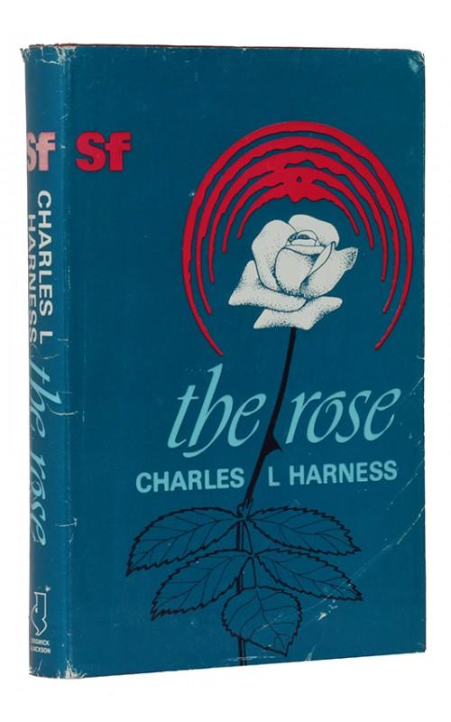 Charles L. Harness - The Rose - Sidgwick & Jackson, UK, 1968 - First Edition