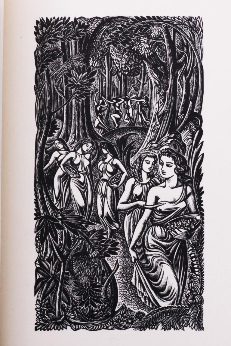 John Keats - Endymion w/ Artist's Proof - Golden Cockerel Press, 1947, Limited Edition.