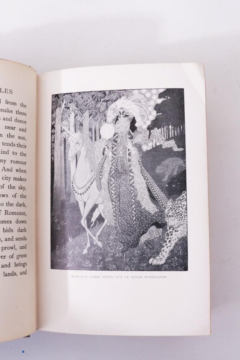 Lord Dunsany - A Dreamer's Tale - George Allen, 1910, First Edition.