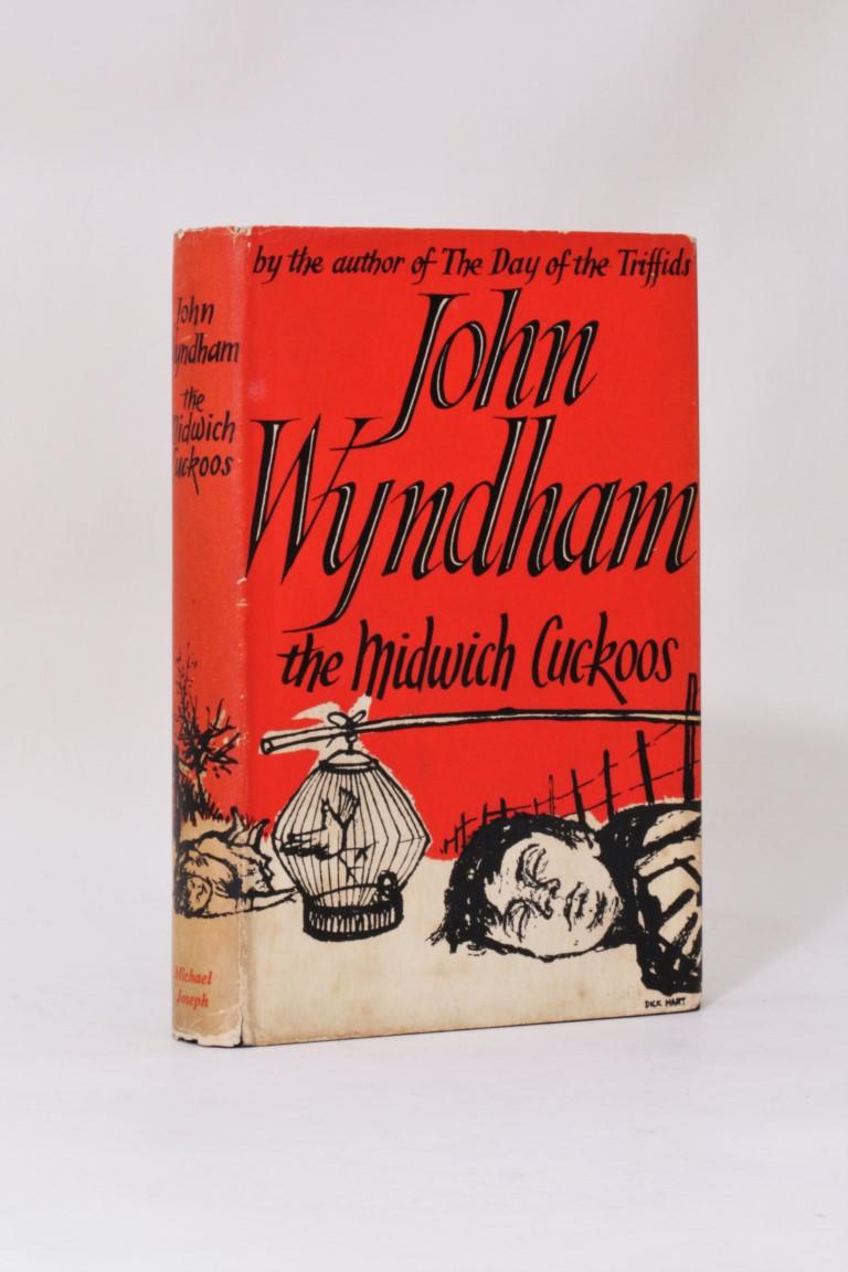 John Wyndham - The Midwich Cuckoos - Michael Joseph, 1957, First Edition.