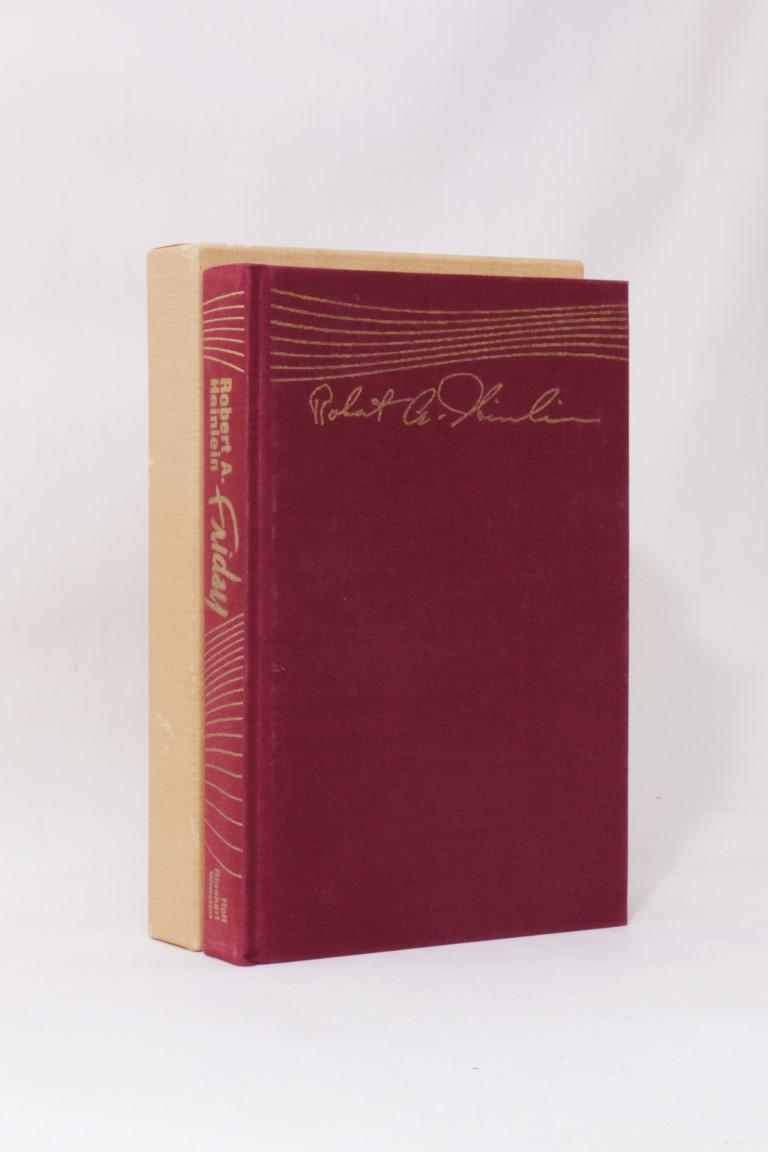 Robert A. Heinlein - Friday - Holt, Rinehart and Winston, 1982, Signed Limited Edition.