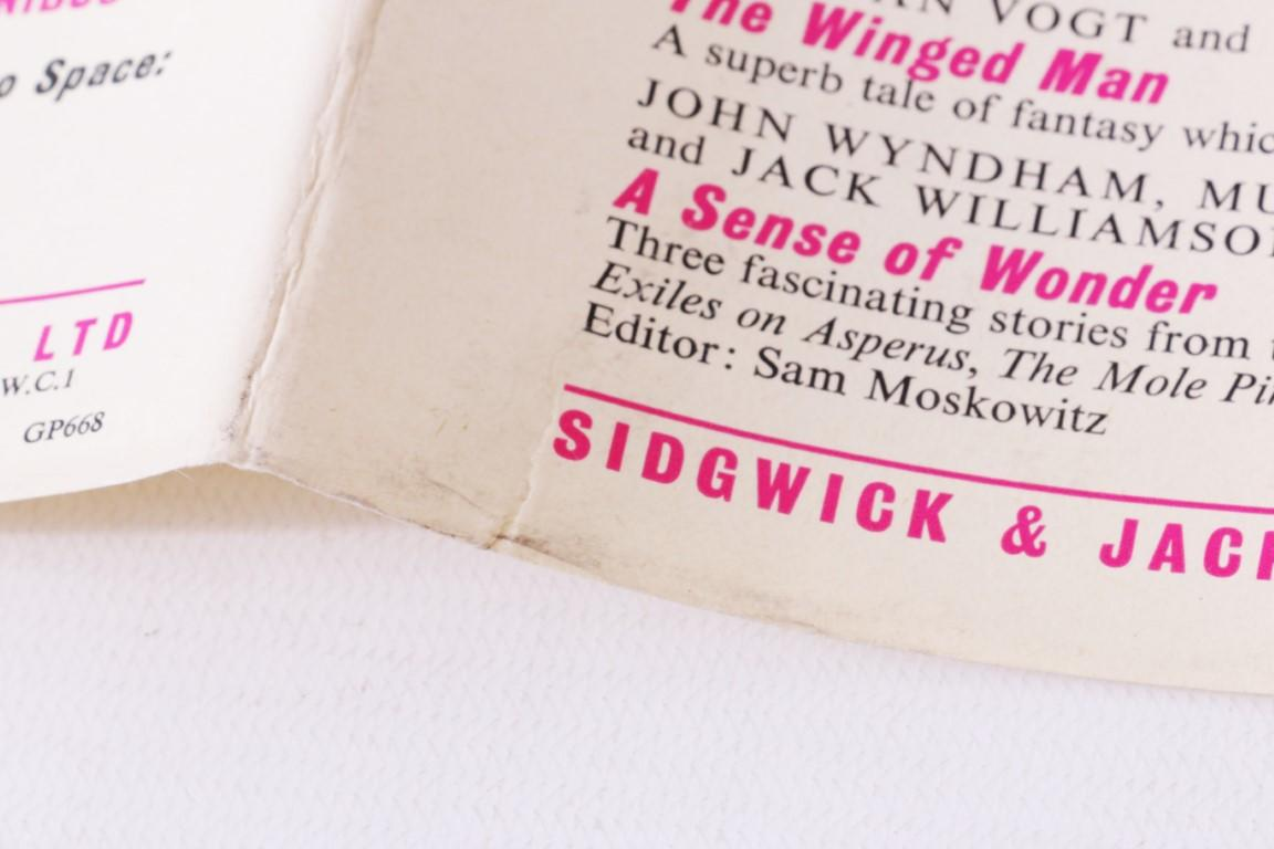 Philip K. Dick - The World Jones Made - Sidgwick & Jackson, 1968, First Edition.