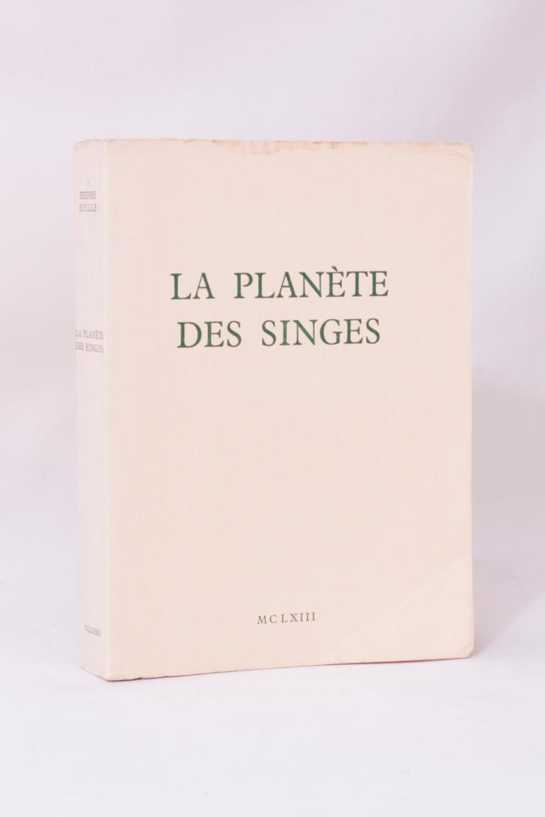 Pierre Boulle - La Planete de Singes - Editions Rene Julliard, 1963, Limited Edition.