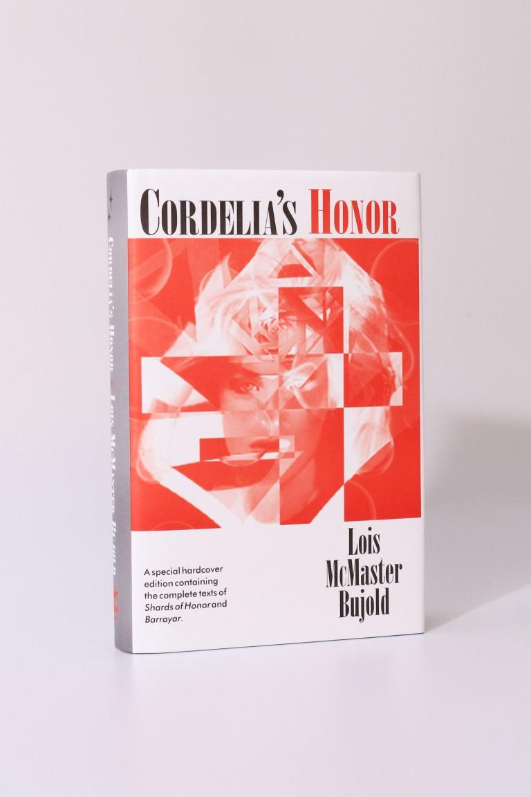 Lois McMaster Bujold - Cordelia's Honor - Baen, 1996, First Edition.