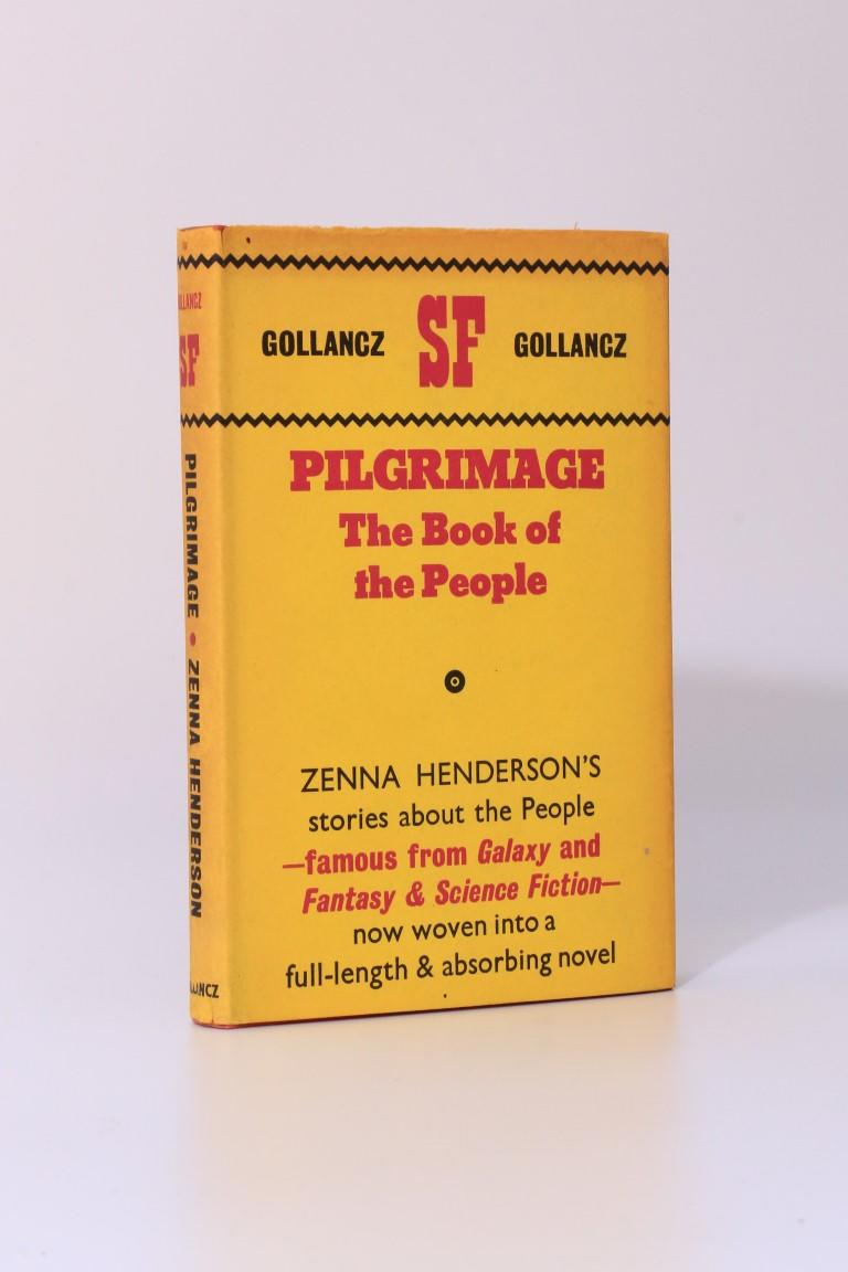 Zenna Henderson - Pilgrimage: The Book of the People - Gollancz, 1962, First Edition.