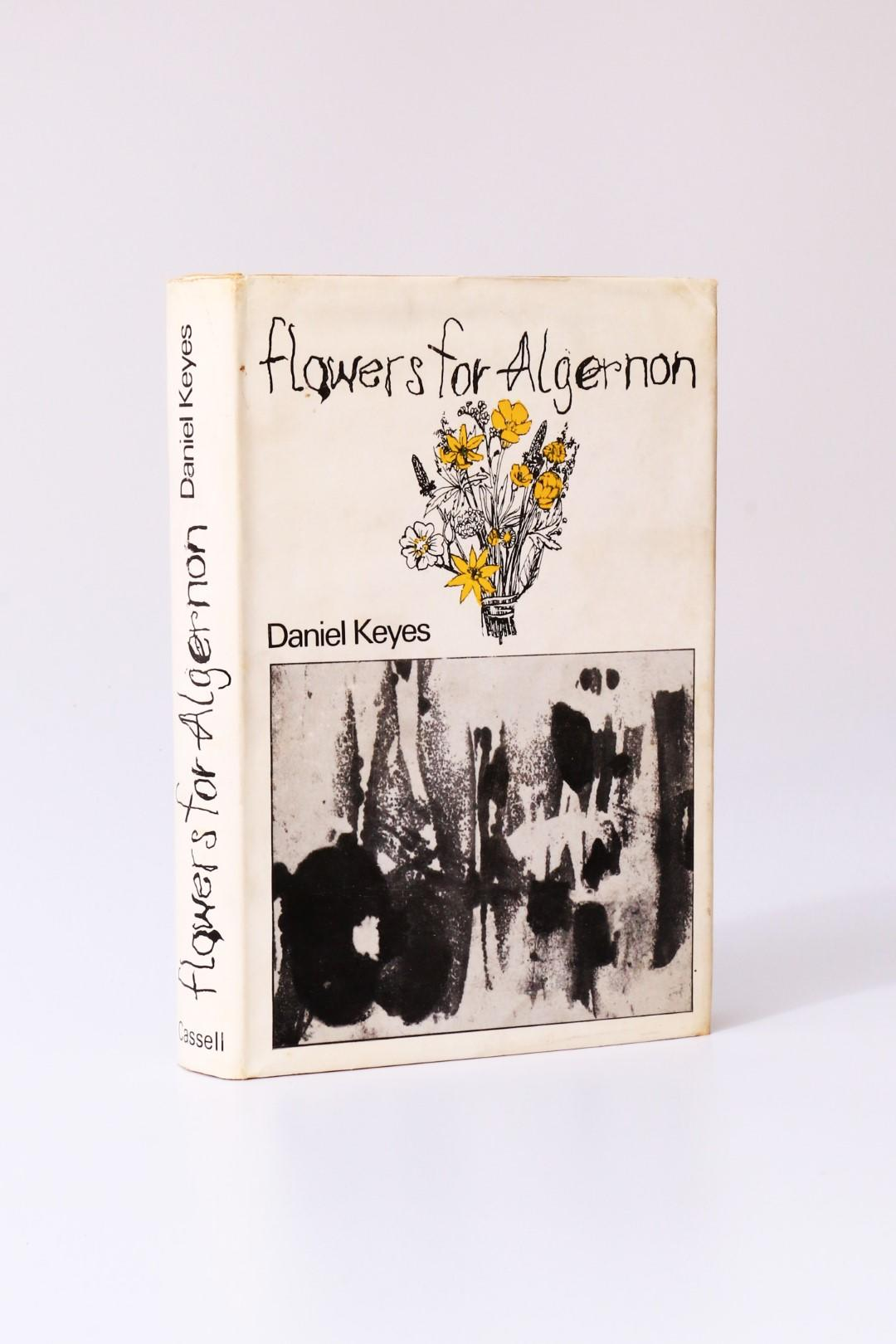 Daniel Keyes - Flowers for Algernon - Cassell, 1966, First Edition.
