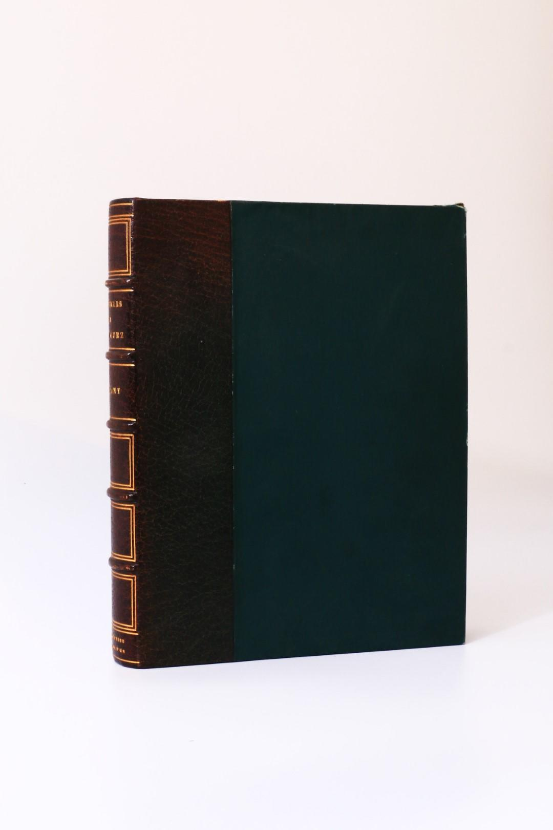 Lord Dunsany - The Chronicles of Rodriguez - G.P. Putnam's, 1922, Signed Limited Edition.