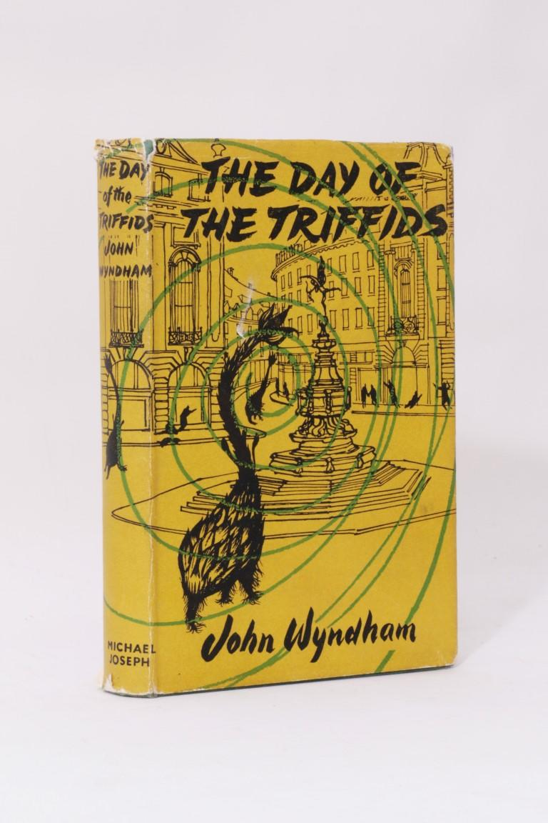 John Wyndham - The Day of the Triffids - Michael Joseph, 1951, First Edition.