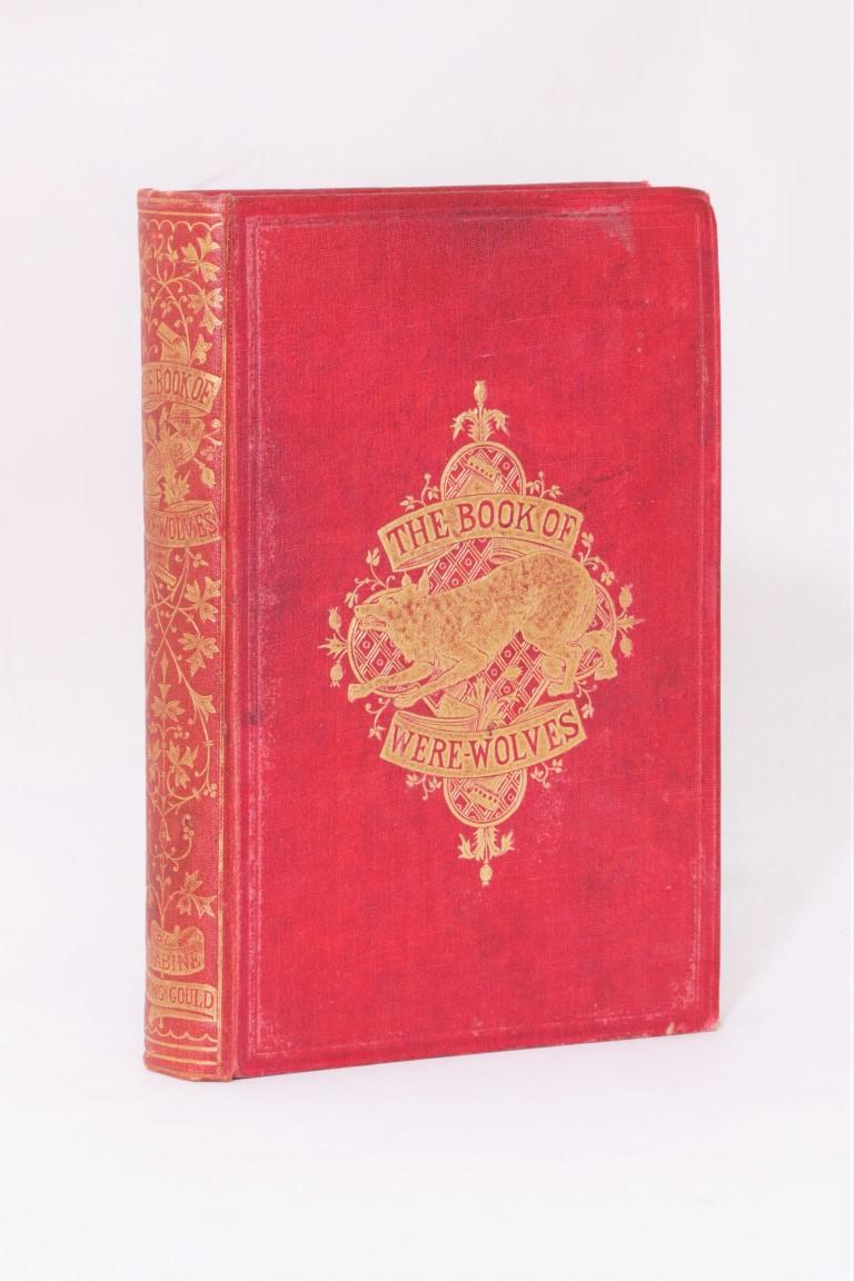Sabine Baring-Gould - The Book of Were-Wolves - Smith, Elder & Co., 1865, First Edition.