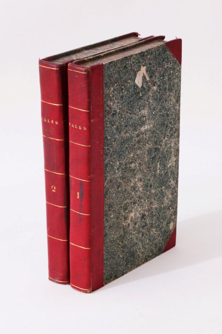Allan Cunningham - Traditional Tales of the English & Scottish Peasantry - Taylor & Hessey, 1822, First Edition.