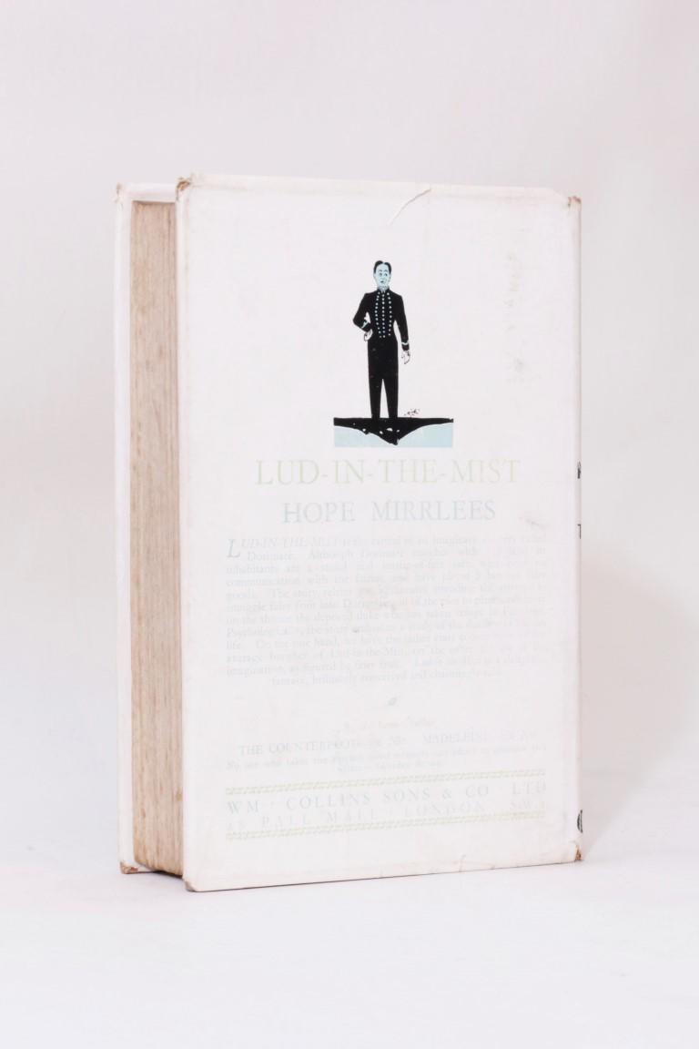 Hope Mirrlees - Lud-In-The-Mist - Collins, 1926, First Edition.