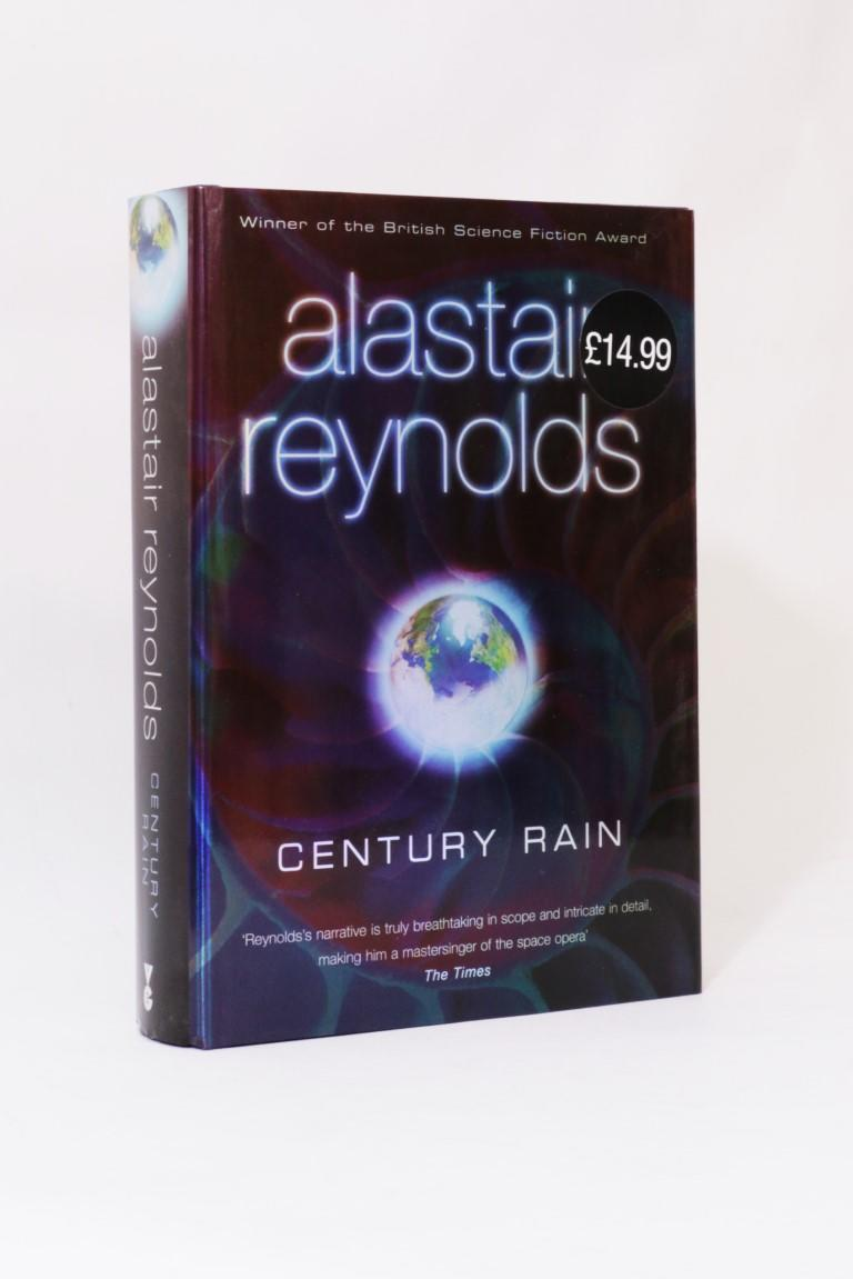 Alastair Reynolds - Century Rain - Gollancz, 2004, First Edition.