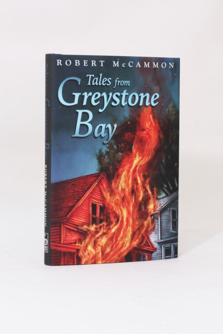 Robert McCammon - Tales from Greystone Bay - Cemetery Dance, 2017, Signed Limited Edition.