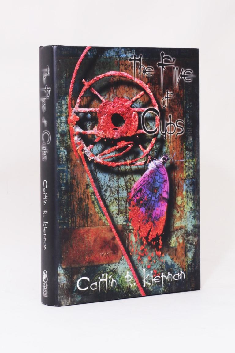 Caitlin R. Kiernan - The Five of Cups - Subterranean Press, 2003, Signed Limited Edition.