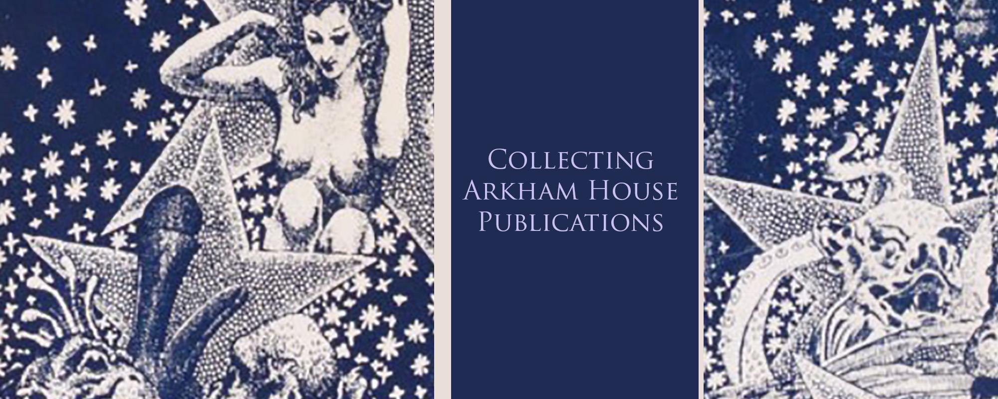 Collecting Arkham House