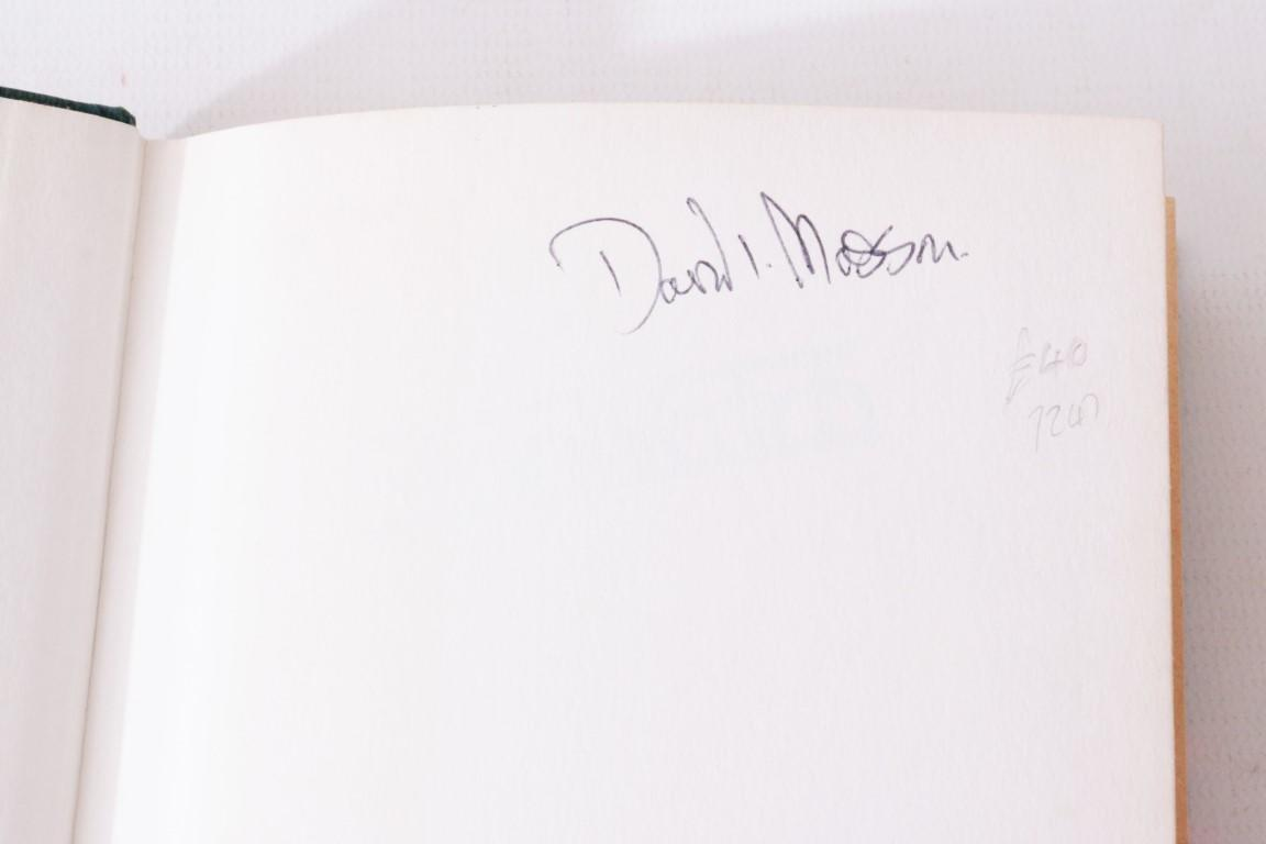 George Hay [ed.], Signed by David masson - Stopwatch - New English Library (NEL), 1974, First Edition.  Signed