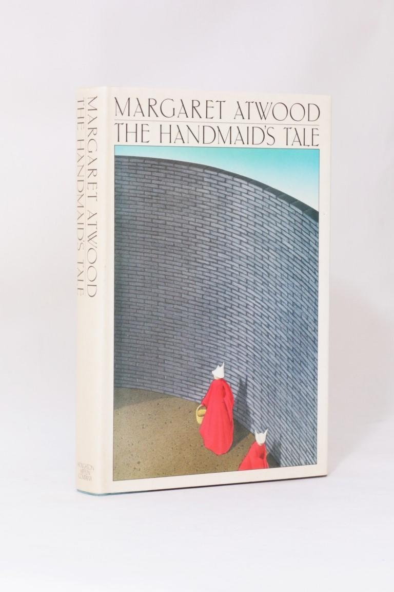 Margaret Atwood - The Handmaid's Tale - Houghton Mifflin and Co., 1986, First Edition.