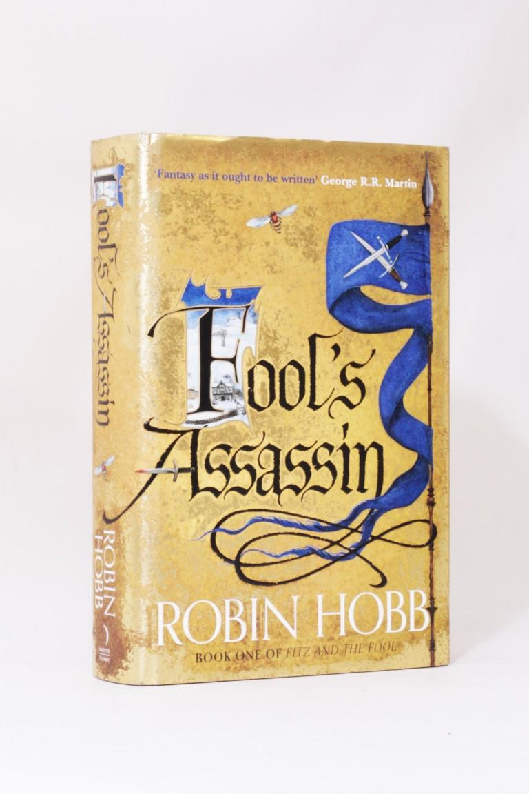Robin Hobb - Fool's Assassin - Harper Voyager, 2014, Signed First Edition.