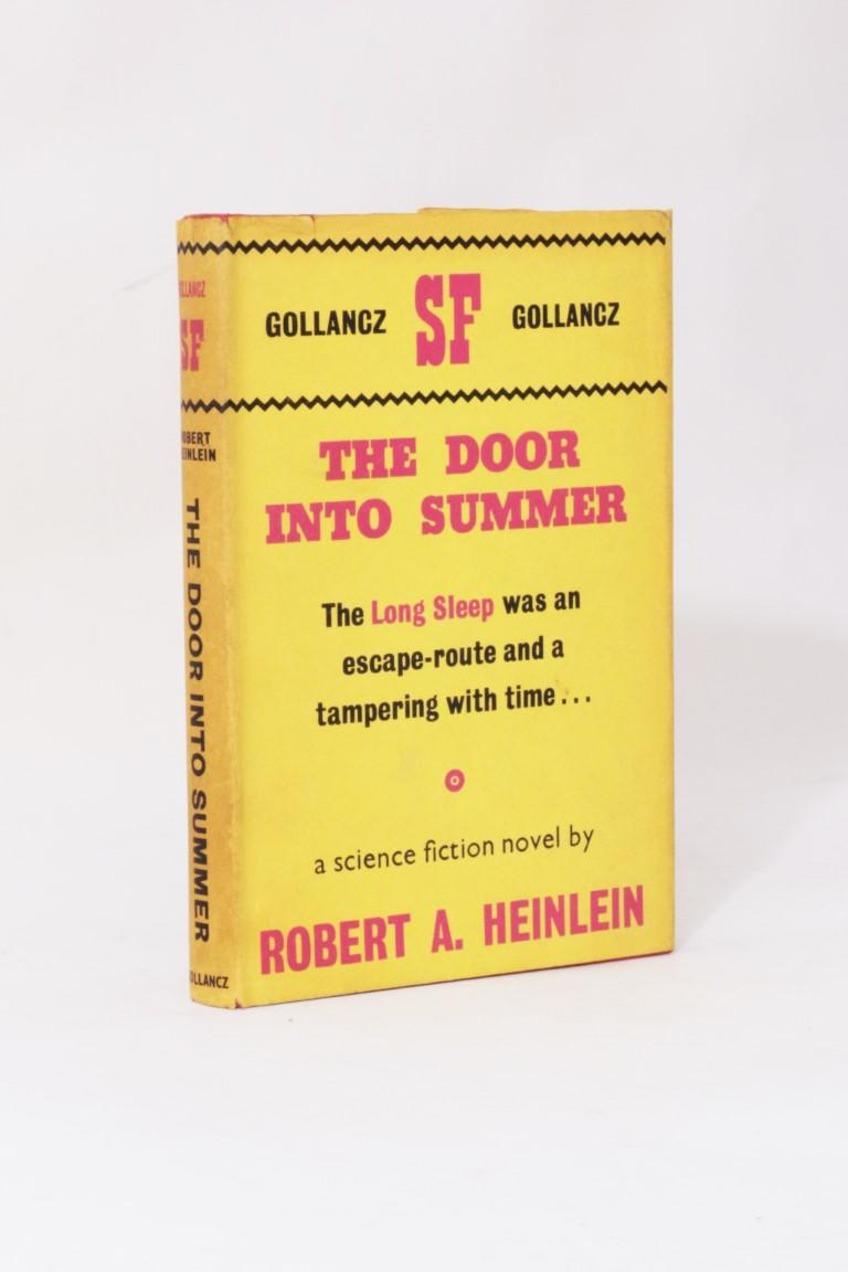 Robert A. Heinlein - The Door Into Summer - Gollancz, 1967, First Edition.