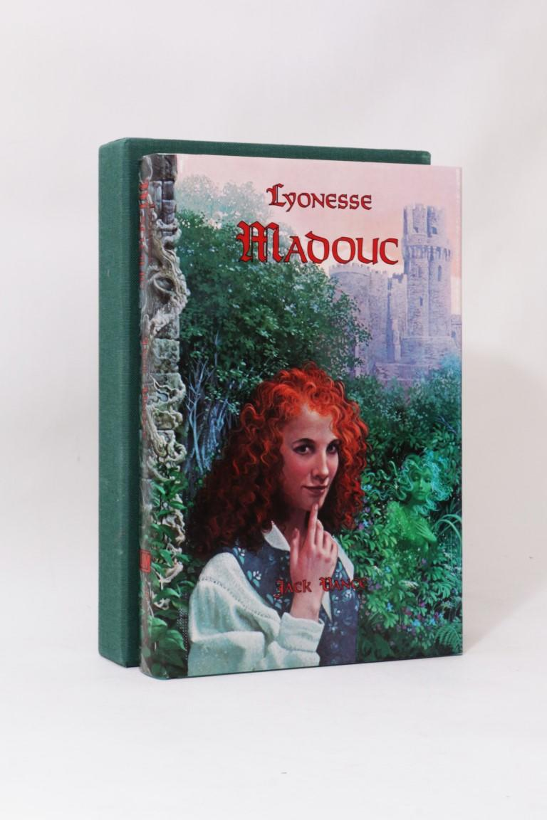 Jack Vance - Lyonesse: Madouc - Underwood Miller, 1989, Signed Limited Edition.