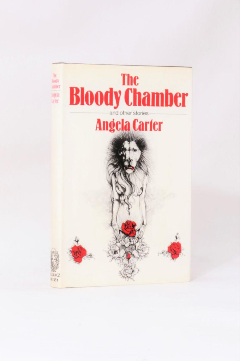 Angela Carter - The Bloody Chamber and Other Stories - Gollancz, 1979, First Edition.