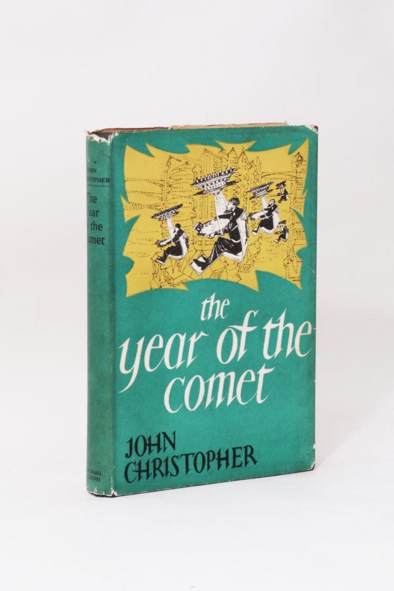 John Christopher - The Year of the Comet - Michael Joseph, 1955, First Edition.