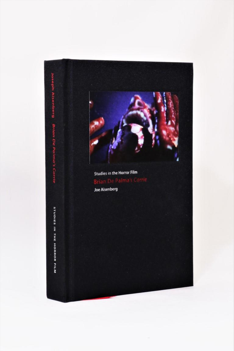 Joe Aisenberg - Studies in the Horror Film: Brian De Palma's Carrie - Centipede Press, 2011 [2012], Signed Limited Edition.