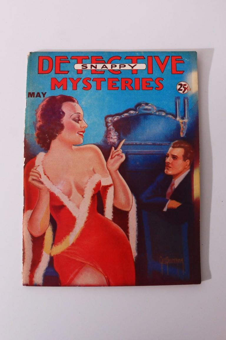 Snappy Detective Magazine [May, 1935] - Edmar Publishing, 1935.