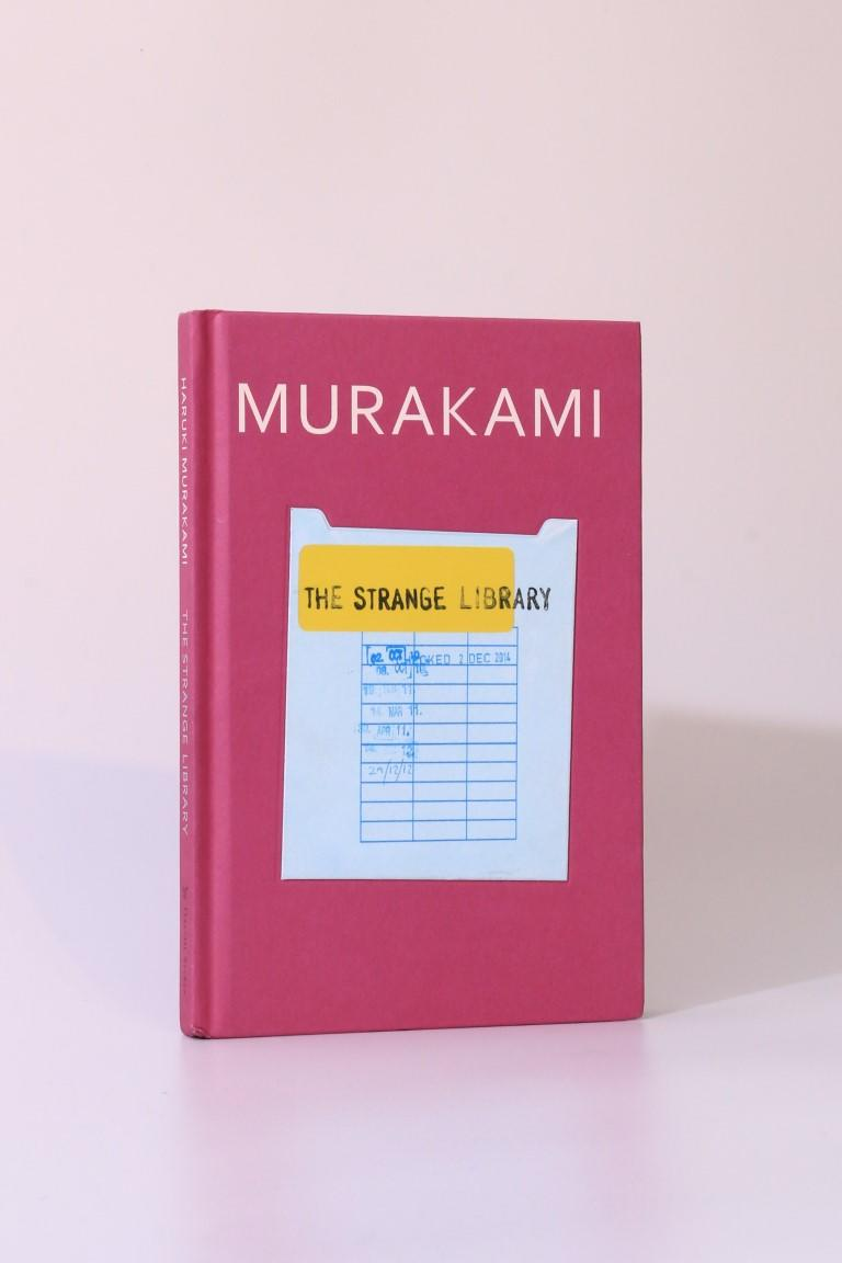 Haruki Murakami - The Strange Library - Harvill Secker, 2014, First Edition.