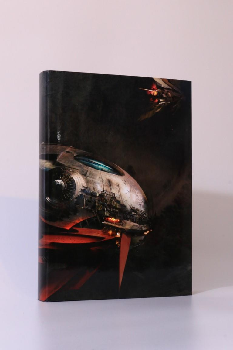 James S. A. Corey - Nemesis Games - Subterranean Press, 2018, Signed Limited Edition.
