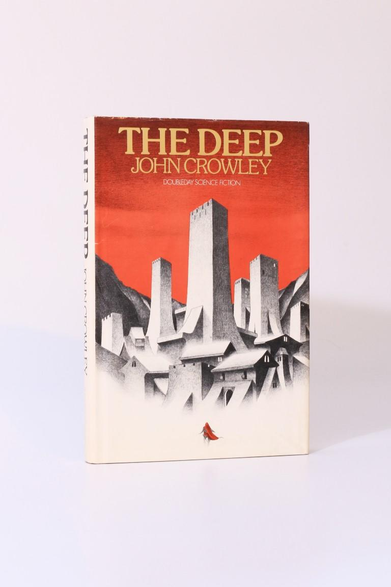 John Crowley - The Deep - Doubleday, 1975, First Edition.