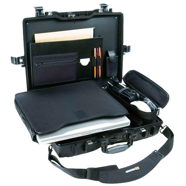 Peli 1495CC1 Laptop Case Deluxe