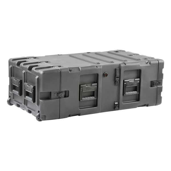 SKB 3RS-5U24-25B - 24 Inch Deep Static Shock Rack Case - 5U