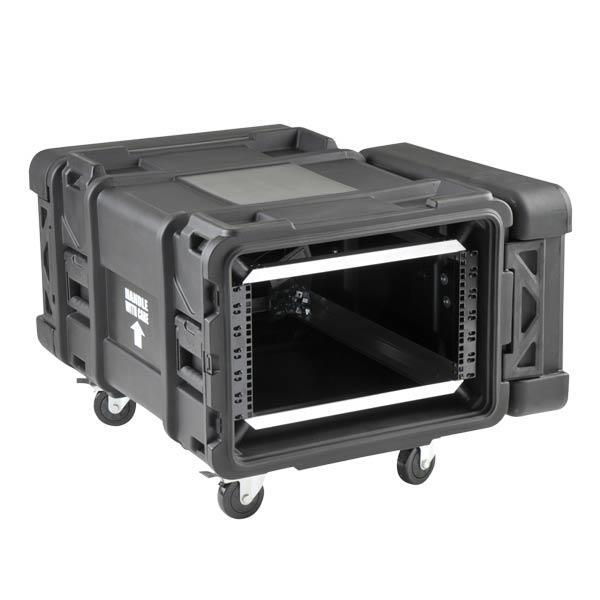 Skb 3skb R906u28 28 Inch Deep Roto Shock Rack Case 6u