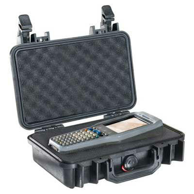 Peli 1170 Case with Cubed Foam