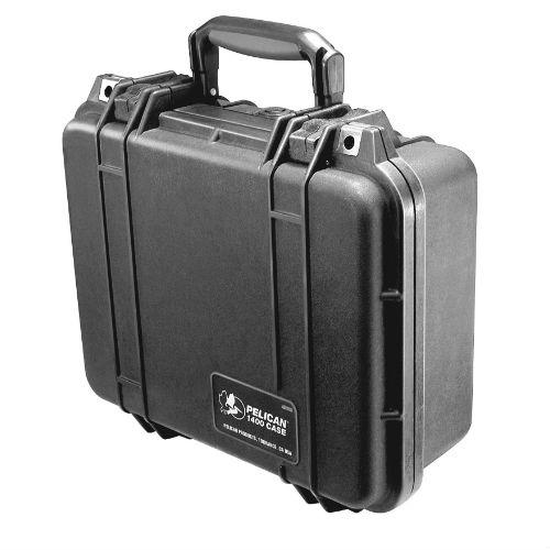 Peli 1400 Case with Cubed Foam