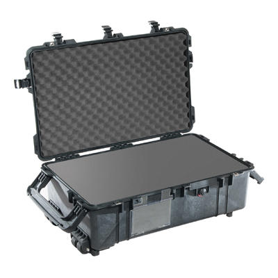 Peli 1670 Case with Cubed Foam