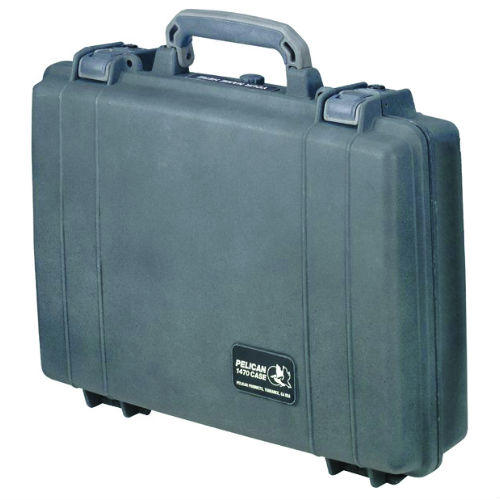 Peli 1470 Laptop Case with Cubed Foam